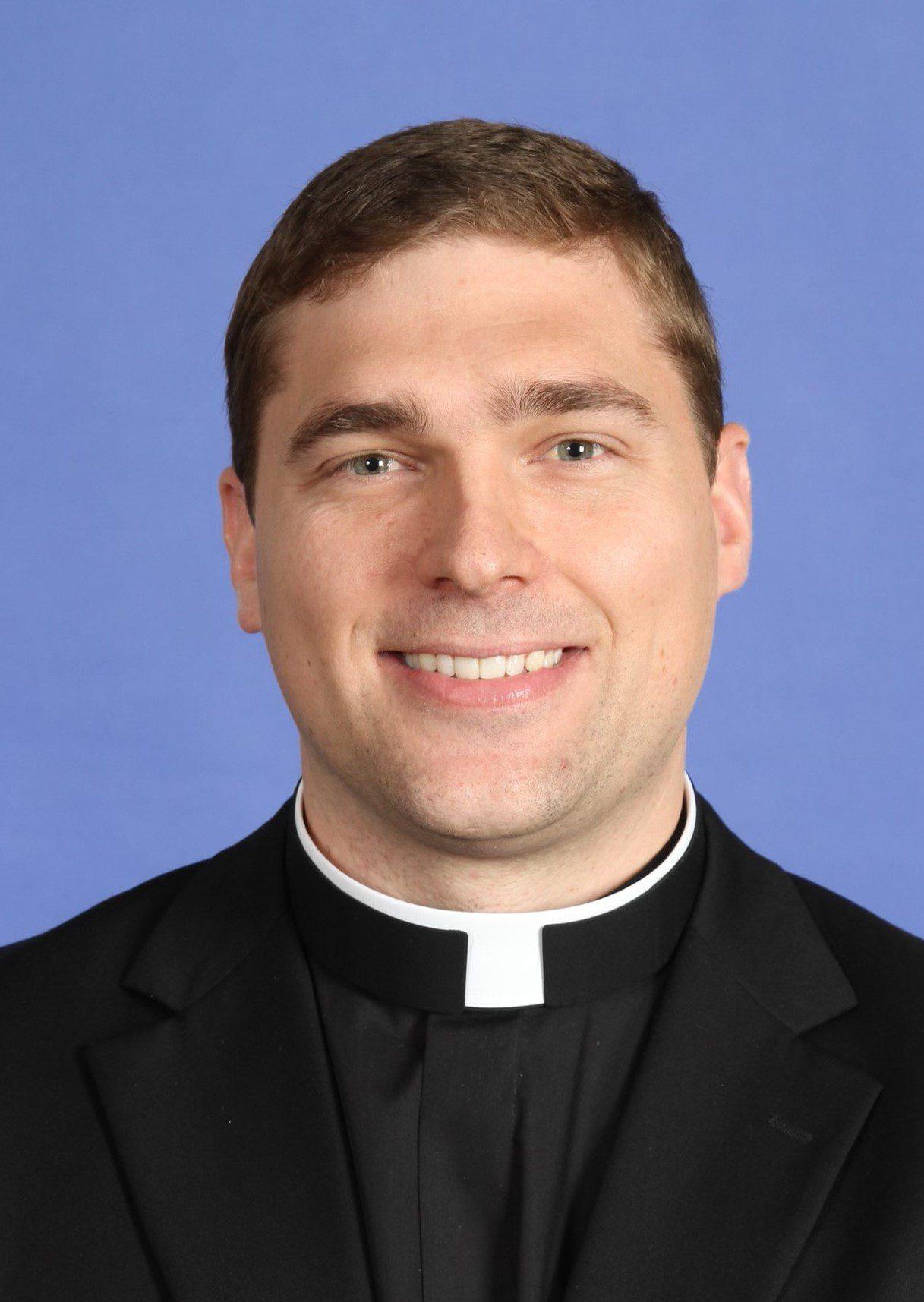 Rev.  Bryan Kuhr : Parochial Vicar